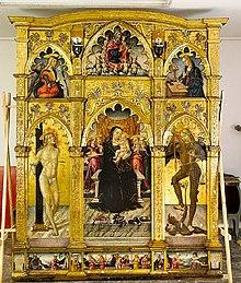 Polittico di Sant'Angelo (1499)