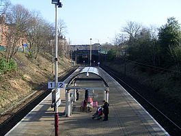 Pollokshields West railway station in 2009.jpg