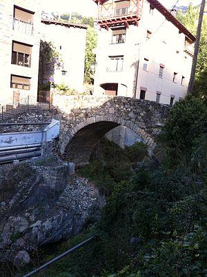 Pont de la Tosca - Pont de la Tosca