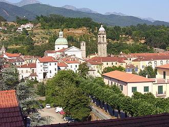 Pontremoli - Image: Pontremoli View