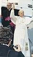 Pope John Paul II and Vincenzo Fagiolo.jpg
