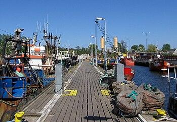 Polski: Pirs rybackiEnglish: Fishing pier