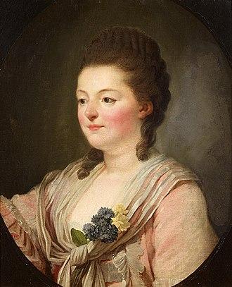 Anna Louisa Karsch - Porträt Anna Louise Karsch