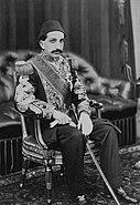 Portrait of Abdul Hamid II of the Ottoman Empire