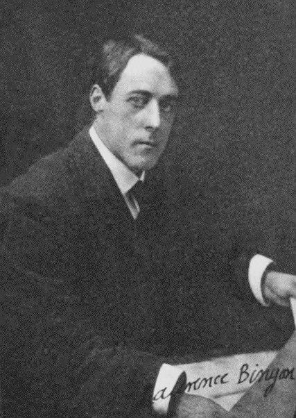 Portrait of Laurence Binyon