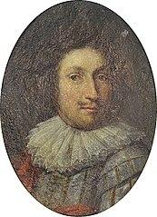 Portrait of a Member of the Versijden Family, probably Jasper Jansz. Versijden