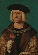 Portrait of Maximilian I (1459-1519)