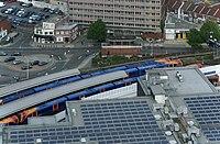 Portsmouth MMB 74 Portsmouth Harbour railway station 450XXX 450XXX 450116.jpg