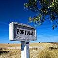 Portuguese border west of Badajoz on BA-020 (48852764157).jpg