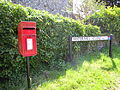 Post Box, Watermill Close, Gresham, 03 05 2010.JPG