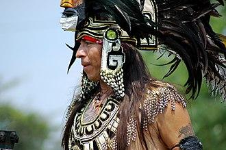 AIM Song - An intertribal powwow.