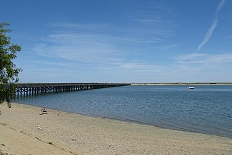 Duxbury, Massachusetts - Powder Point Bridge