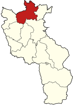 Gmina Strumień within the Cieszyn County