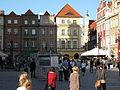 Poznan, část rynku.JPG