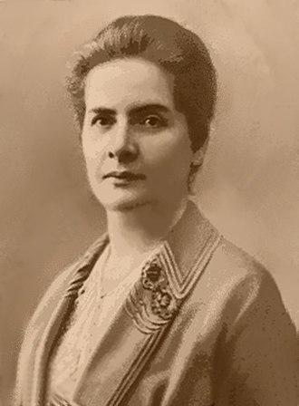 Francisca Praguer Fróes - Image: Praguer Froes