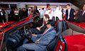 Premier Motors Unveils the Jaguar F-TYPE in Abu Dhabi, UAE (8739619511).jpg