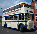 Preserved Darlington Corporation bus 7 (AHN 451B) 1965 Daimler CCG5 Roe, 2012 Teeside Running Day (1).jpg