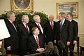 President George W. Bush Discusses Harriet Miers Nomination with Former Texas Supreme Court Justices.jpg
