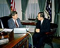 President John F. Kennedy Meets with The Aga Khan IV, Prince Karim al-Husseini (05).jpg