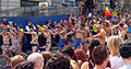 Pride London 2011 swimming team.jpg