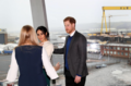 Prince Harry and Ms. Markle visit Titanic Belfast (40264177194).png