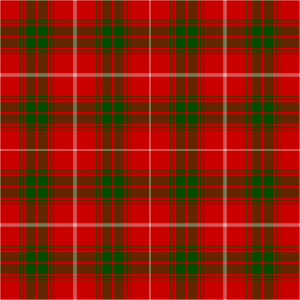 Duke of Rothesay - Prince of Rothesay tartan, from the Vestiarium Scoticum.