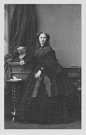 Princess Adelheid of Hohenlohe-Langenburg - Image: Princess Adelheid of Hohenlohe Langenburg