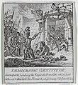 """Print, """"Democracy, or a Sketch o, 1800 (CH 18614155).jpg"""
