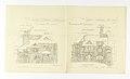 Print, Elevations, Principal and Rear Façades, Castel d'Orgeval, Parc Beausejour, near Paris, 1904 (CH 18384999).jpg