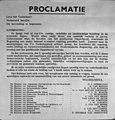 Proclamatie van koningin Wilhelmina en het Nederlands kabinet over hun terugkeer, Bestanddeelnr 935-2445.jpg