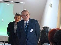Profesor Michał Janusz Parczewski.JPG