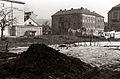 Prostor pred hotelom Turist v Mariboru 1956.jpg