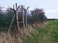 Public Footpath towards Clough Lane - geograph.org.uk - 1602340.jpg