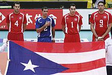 volleyball en puerto rico: