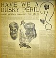 Puget Sound American - Have We A Dusky Peril?.jpg