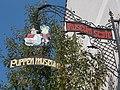 Puppen-Museum. - Echo Straße, Tihany.JPG