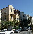 Purim Monring, Rothschild Boulevard P1130289.JPG