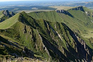 Massif Central A highland region in the middle of Southern France