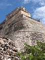 Pyramid of the Magician (Close-up), Uxmal (2200549724).jpg
