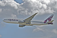 A7-BBD - B77L - Qatar Airways