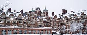 Wharton School of the University of Pennsylvania - Quadrangle at the University of Pennsylvania
