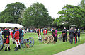 Queen's Official Birthday reception Government House Jersey 2013 06.jpg