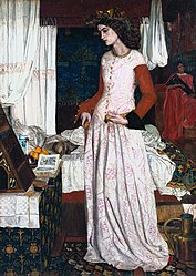 William Morris: La Belle Iseult