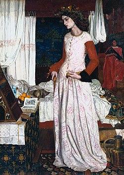 Morris' painting
