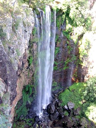 Killarney, Queensland - Queen Mary Falls are a short distance from Killarney