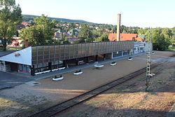 Révfülöp railway station.JPG