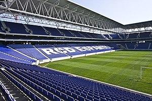 RCDE Stadium - Image: RCD Espanyol