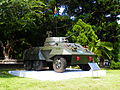 ROCA M8 Armored Car Display in Chengkungling 20121006a.jpg
