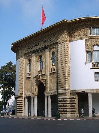 Economy of Morocco - Bank Al-Maghrib