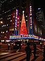 Radio CIty Music Hall at night Manhattan NYC.jpg